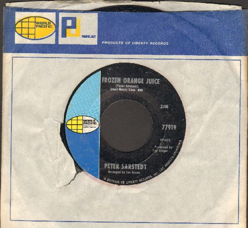 Sarstedt, Peter - Frozen Orange Juice/Aretusa Loser - NM9/ - 45 rpm Records