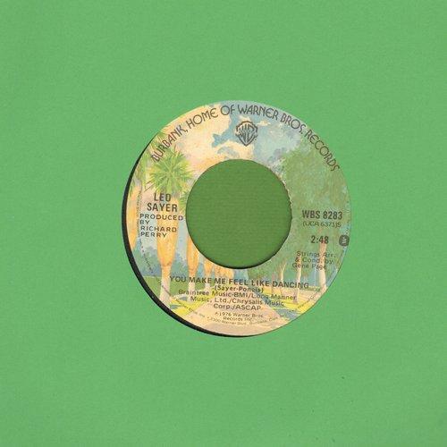 Sayer, Leo - You Make Me Feel Like Dancing/Megdalena (wol) - NM9/ - 45 rpm Records
