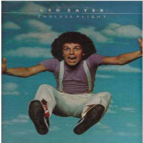 Sayer, Leo - Endless Flight: You Make Me Feel Like Dancing, Hold On To My Love, Reflections, When I Need You (Vinyl STEREO LP record) - NM9/EX8 - LP Records