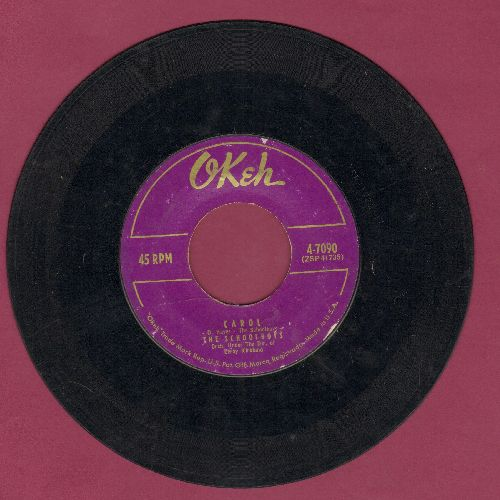 Schoolboys - Carol/Pearl - VG6/ - 45 rpm Records
