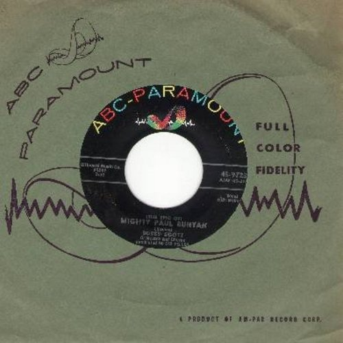 Scott, Bobby - Mighty Paul Bunyan/Chloe (with ABC-Paramount company sleeve) - NM9/ - 45 rpm Records