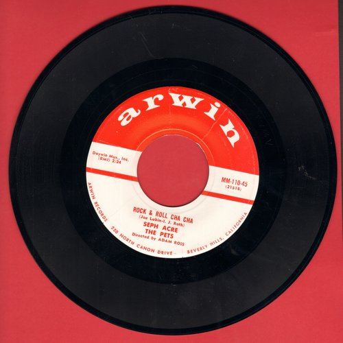 Acre, Seph & The Pets - Rock & Roll Cha Cha/You Are My Love - NM9/ - 45 rpm Records