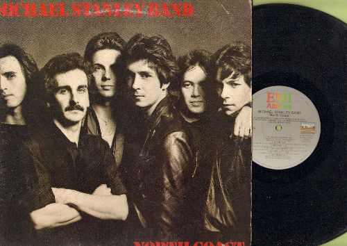 Stanley, Michael Band - North Coast: In The Heartland, Chemistry, Tell Me, We Ca Make It, Let's Hear It (Vinyl STEREO LP record) - EX8/VG7 - LP Records