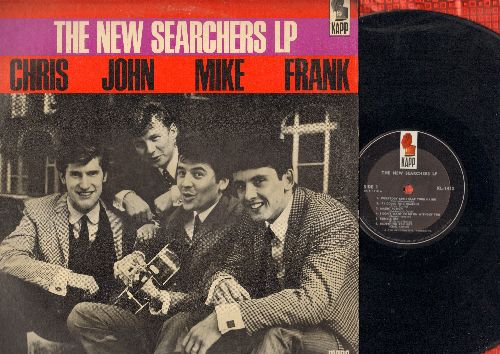 New Searchers - The New Searchers LP: Everybody Come Clap Your Hands, Magic Potion, Till You Say You Are Mine, Goodnight Baby (Vinyl MONO LP record) - EX8/VG7 - LP Records