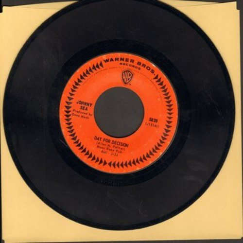 Sea, Johnny - Day For Decision (Answer to Eve Of Destruction)/Mary Rocks Him To Sleep - EX8/ - 45 rpm Records