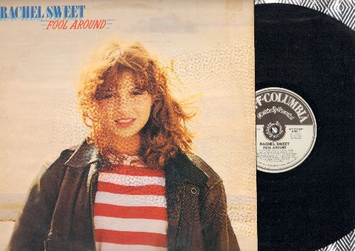 Sweet, Rachel - Fool Around: I Go To Pieces, Pin A Medal On Mary, B-A-B-Y, Wildwood Saloon (FANTASTIC cover versions of Vintage Rock & Roll Hits!) (Vinyl LP record) - EX8/VG7 - LP Records