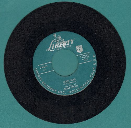Seville, David - Camel Rock/Gotta Get To Your House - VG7/ - 45 rpm Records