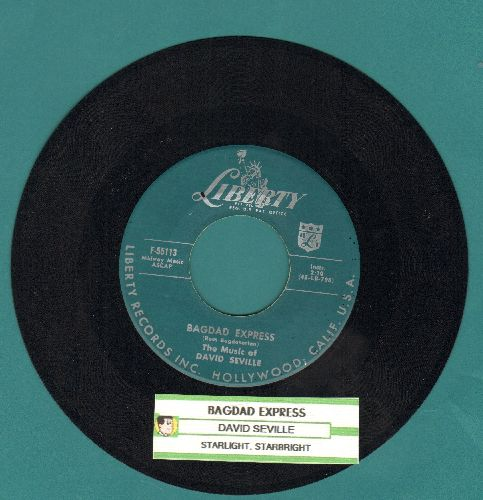 Seville, David - Bagdad Express/Starlight, Starbright (with juke box label) - NM9/ - 45 rpm Records