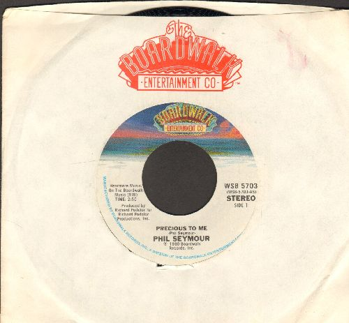 Symour, Phil - Precious To Me/Baby It's You (with Boradwalk company sleeve) - NM9/ - 45 rpm Records