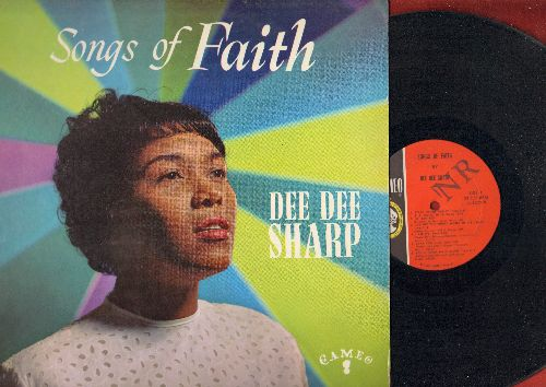Sharp, Dee Dee - Songs Of Faith: You'll Never Walk Alone, Climb Every Mountain, Heavenly Father, He's Got The Whole World In His Hands (Vinyl MONO LP record) - EX8/NM9 - LP Records