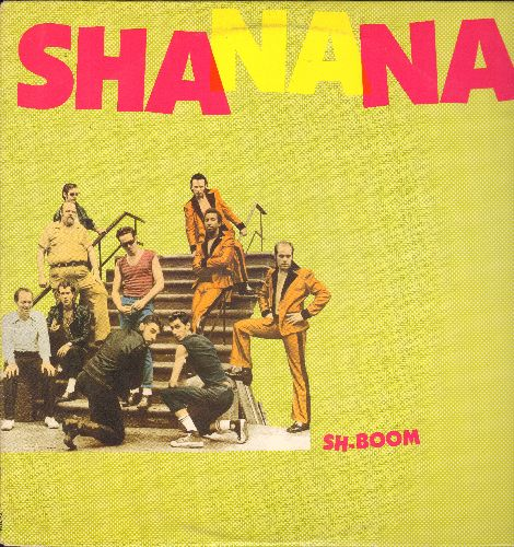 Shanana - Sh-Boom: Breaking Up Is Hard To Do, Easier Said Than Done, Runaway, So Fine - You're So Fine (vinyl STEREO LP record) - NM9/EX8 - LP Records