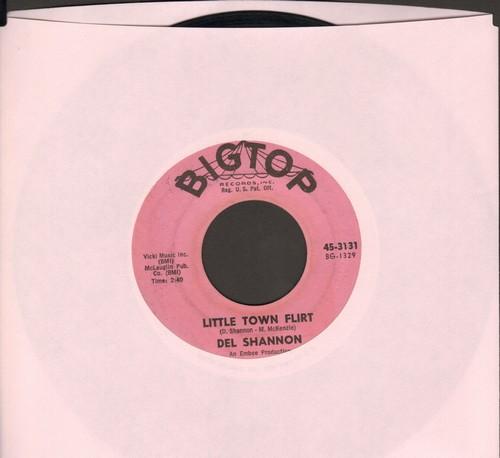 Shannon, Del - Little Town Flirt/The Wamboo  - EX8/ - 45 rpm Records