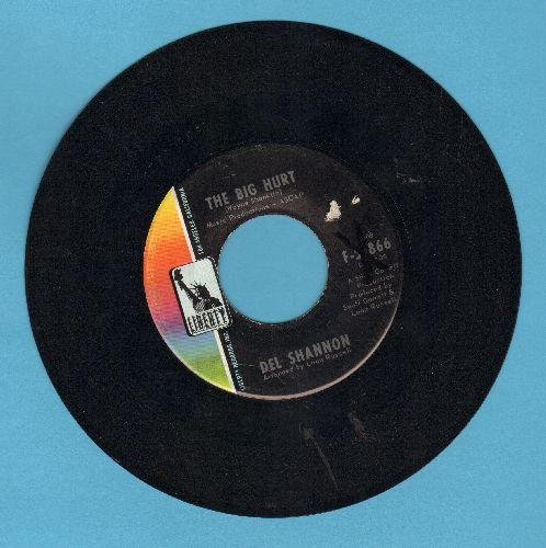 Shannon, Del - The Big Hurt/I Got It Bad - VG7/ - 45 rpm Records