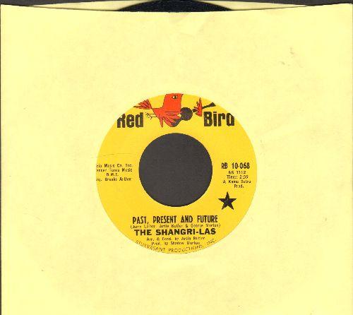 Shangri-Las - Past, Present And Future/Paradise - EX8/ - 45 rpm Records
