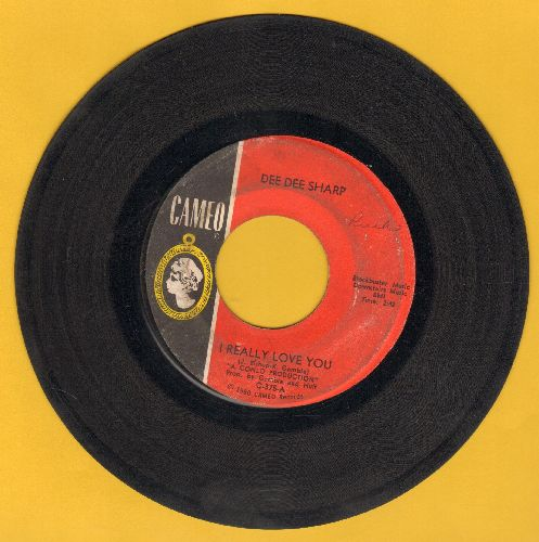 Sharp, Dee Dee - I Really Love You/Standing In The Need For Love - VG7/ - 45 rpm Records