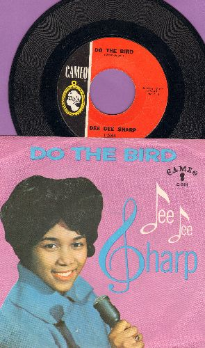 Sharp, Dee Dee - Do The Bird/Lover Boy (with picture sleeve) - NM9/EX8 - 45 rpm Records