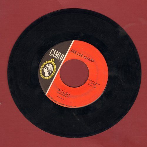 Sharp, Dee Dee - Wild!/Why Doncha Ask Me? (with juke box label) - VG7/ - 45 rpm Records