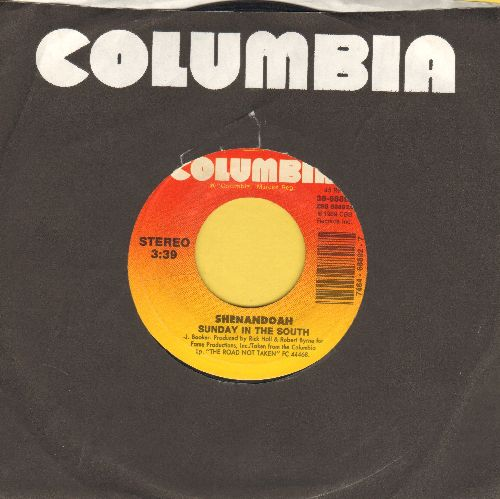 Shenandoah - Sunday In The South/Changes (with Columbia company sleeve) - VG7/ - 45 rpm Records