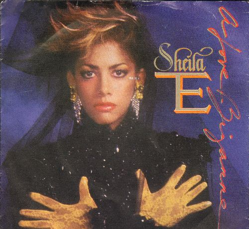 Sheila E. - A Love Bizarre (Parts 1 + 2) (with picture sleeve) - NM9/EX8 - 45 rpm Records