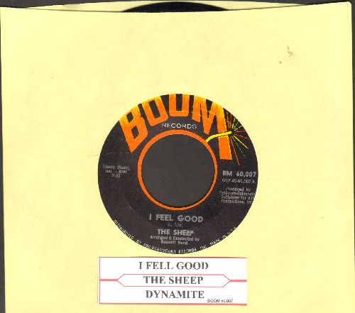 Sheep - I Feel Good/Dynamite - NM9/ - 45 rpm Records