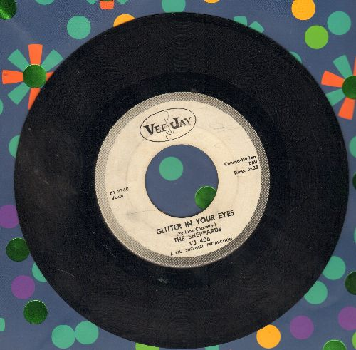 Sheppards - Every Now And Then/Glitter In Your Eyes - NM9/ - 45 rpm Records