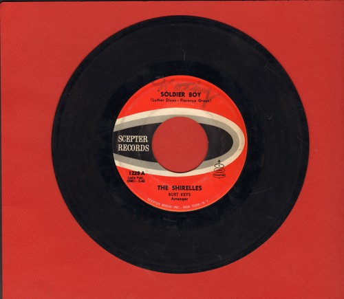 Shirelles - Soldier Boy/Love Is A Swingin' Thing (wol) - VG7/ - 45 rpm Records