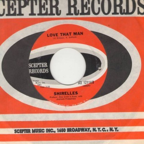 Shirelles - My Heart Belongs To You/Love That Man (with vintage Scepter company sleeve) (bb) - NM9/ - 45 rpm Records