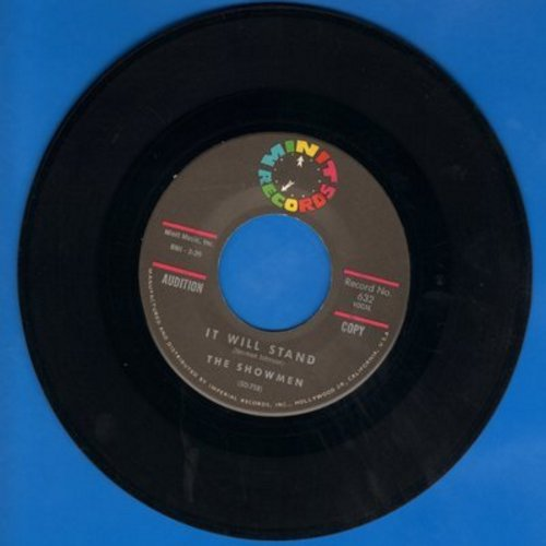 Showmen - It Will Stand/Country Fool  - VG7/ - 45 rpm Records