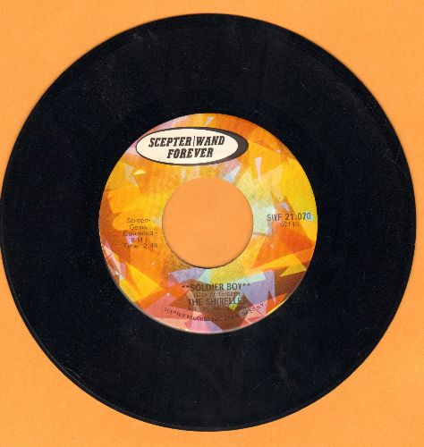 Shirelles - Baby It's You/Soldier Boy (double-hit re-issue) - NM9/ - 45 rpm Records