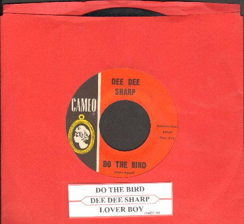 Sharp, Dee Dee - Do The Bird/Lover Boy (with juke box label) - EX8/ - 45 rpm Records