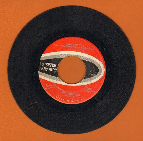 Shirelles - Baby It's You/The Things I Want To Hear - VG6/ - 45 rpm Records