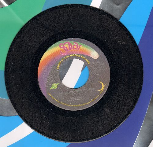 Shalamar - The Second Time Around/Leave It All Up To Love - NM9/ - 45 rpm Records