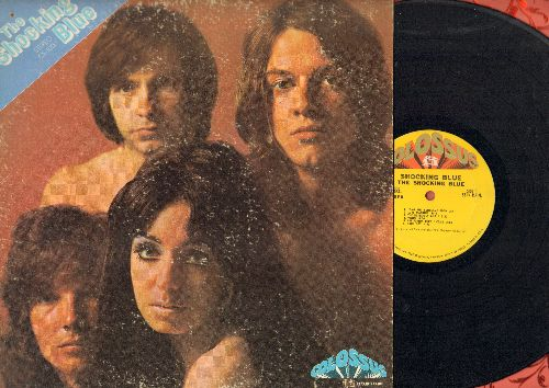 Shocking Blue - Shocking Blue: Venus, California Here I Come, Mighty Joe, Poor Boy, Send Me A Postcard (vinyl STEREO LP record) - VG7/VG7 - LP Records