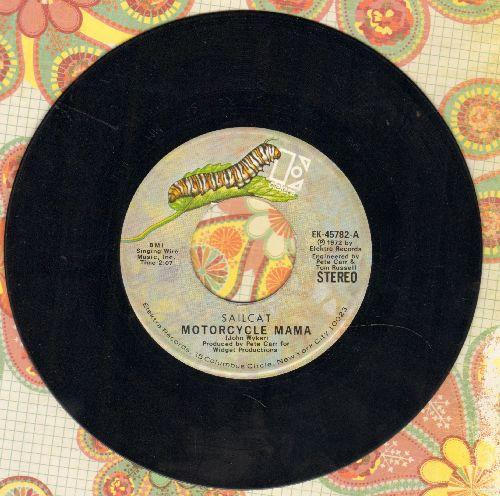 Sailcat - Motorcycle Mama/Rainbow Road  - EX8/ - 45 rpm Records
