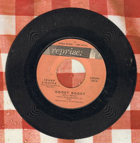Sinatra, Frank - Goody Goody/Love Is Just Around The Corner - VG7/ - 45 rpm Records
