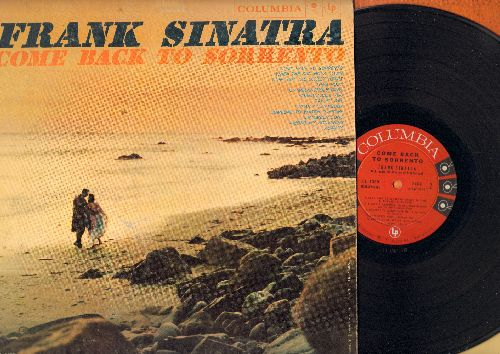Sinatra, Frank - Come Back To Sorrento: September Song, Always, My Melancholy Baby, Embraceable You (Vinyl MONO LP record) - VG7/VG7 - LP Records