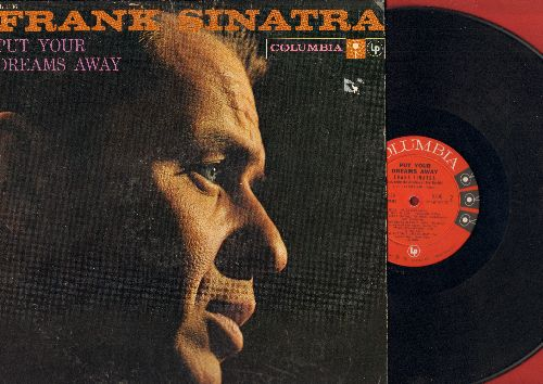 Sinatra, Frank - Put Your Dreams Away: The Girl That I Marry, The Things We Did Last Summer, I Dream Of You, The Song Is You (Vinyl MONO LP record, red label, 6 eyes) - EX8/VG7 - LP Records