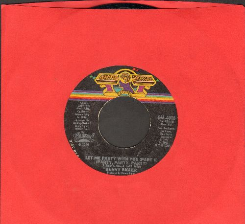Sigler, Bunny - Let Me  Party With You (Parts 1 + 2) - NM9/ - 45 rpm Records