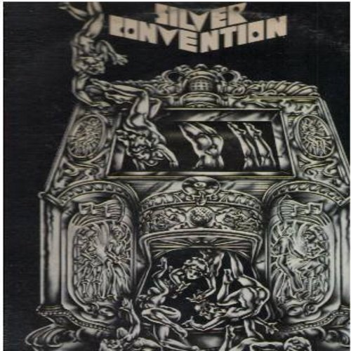 Silver Convention - Silver Convention: Get Up And Boogie, The Boy With The Ooh La-La, San Francisco Hustle - EX8/VG7 - LP Records