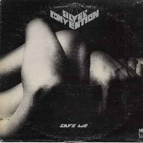 Silver Convention - Save Me: Fly Robin Fly, I Like It, Tiger Baby, Chains Of Love, Another Girl, Son Of A Gun (Vinyl STEREO LP record) - EX8/VG7 - LP Records