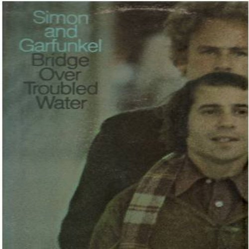 Simon & Garfunkel - Bridge Over Troubled Water: El Condor Pasa, Cecilia, The Boxer, Bye Bye Love (Vinyl STEREO LP record) - EX8/VG7 - LP Records