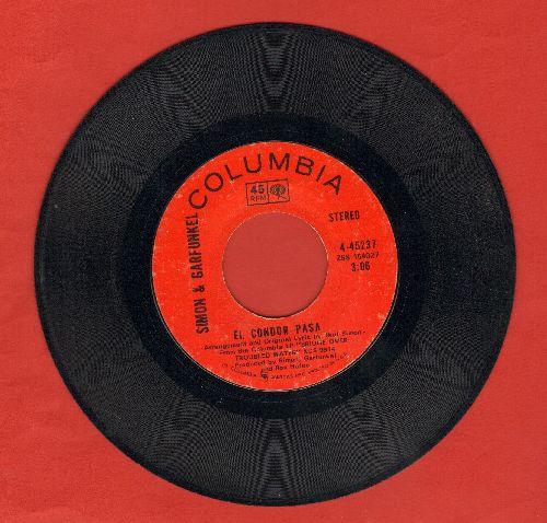 Simon & Garfunkel - El Condor Pasa/Why Don't You Write Me - VG7/ - 45 rpm Records