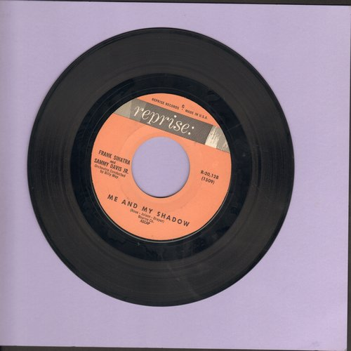 Sinatra, Frank & Sammy Davis Jr. & Deean Martin - Me And My Shadow/Sam's Song  - VG7/ - 45 rpm Records