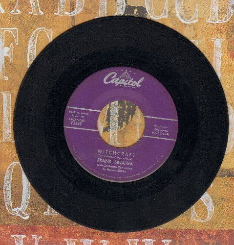 Sinatra, Frank - Witchcraft/Tell Her You Love Her  - VG7/ - 45 rpm Records