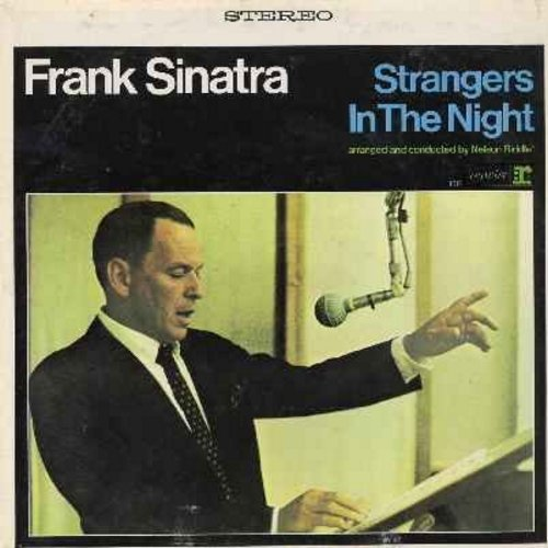 Sinatra, Frank - Strangers In The Night: Summer Wind, Call Me, Downtown, Yes Sir That's My Baby, The Most Beautiful Girl In The World (Vinyl STEREO LP record) - VG6/EX8 - LP Records