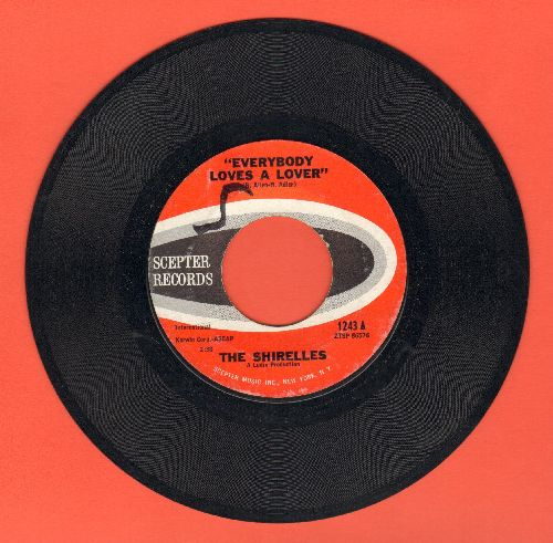 Shirelles - Everybody Loves A Lover/I Don't Think So  - EX8/ - 45 rpm Records