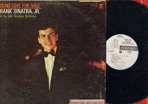 Sinatra, Frank Jr. - Young Love For Sale: Love For Sale, I Only Have Eyes For You, In The Still Of The Night, 'S Wonderful (Vinyl MONO LP record, DJ advance pressing) - NM9/VG6 - LP Records