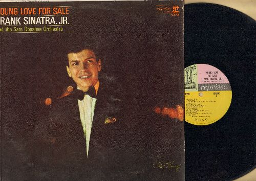 Sinatra, Frank Jr. - Young Love For Sale: Love For Sale, I Only Have Eyes For You, In The Still Of The Night, 'S Wonderful (Vinyl MONO LP record) - EX8/EX8 - LP Records