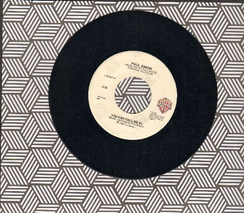 Simon, Paul - You Can Call Me Al/Gumboots - EX8/ - 45 rpm Records