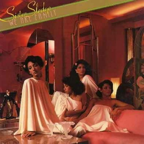 Sister Sledge - We Are Family: He's The Greatest Dancer, Lost In Music (contains extended versions of hit titles!) - EX8/EX8 - LP Records